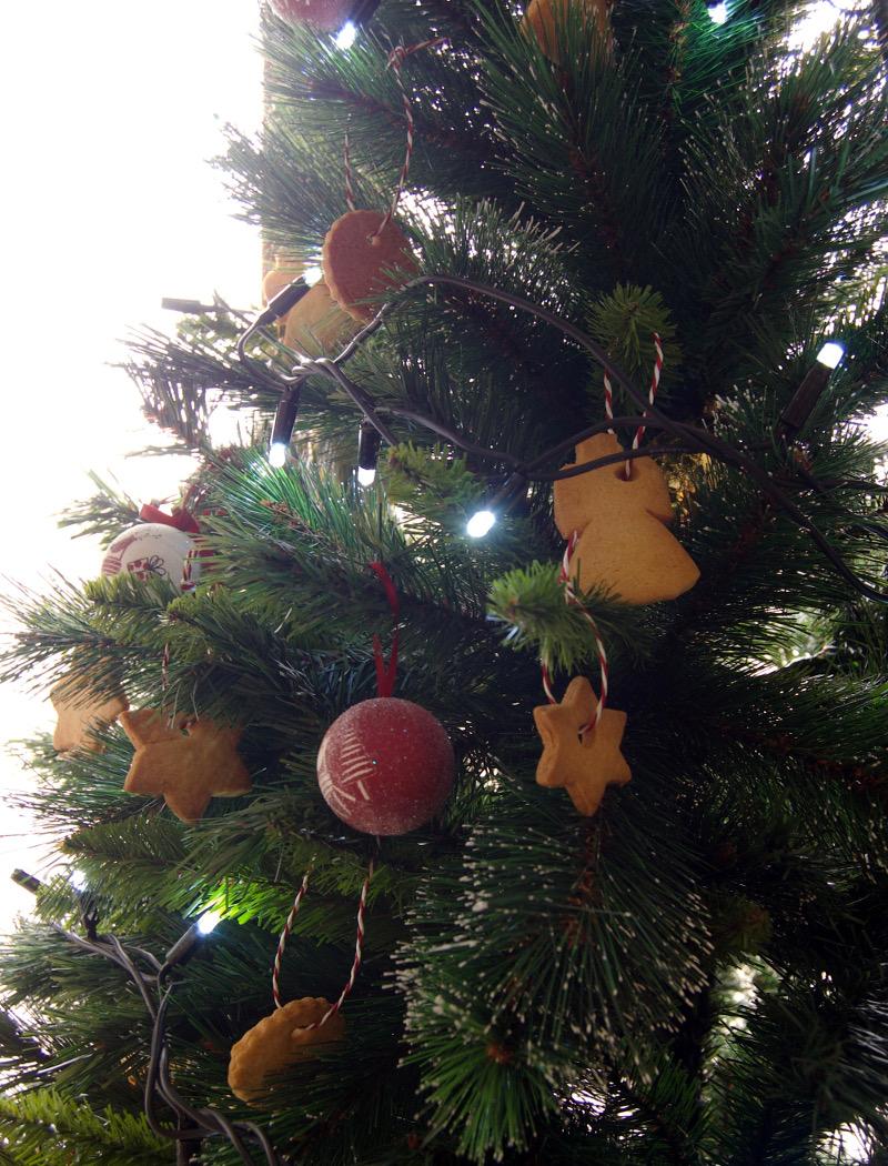 biscottini di Natale albero